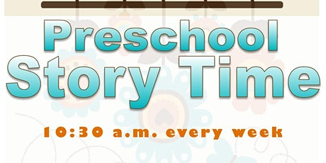 Preschool Story Time @ County Library tickets