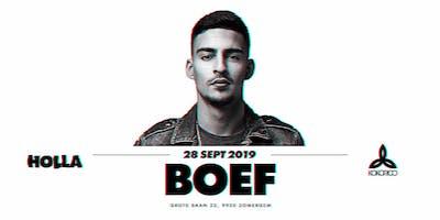 28/09 | Kokorico x Holla w/ BOEF