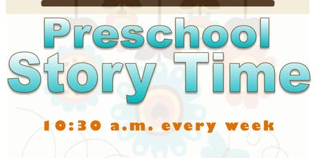 Preschool Story Time @ Mountains Library tickets