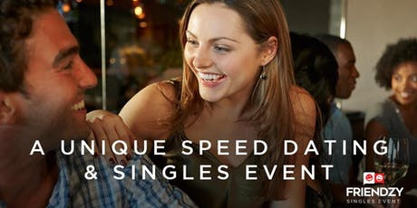 Singles Social Event In Chicago - A Twist On Speed Dating - Ages 25 to 39 tickets