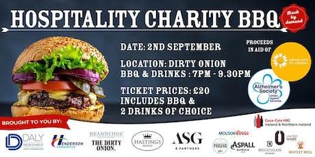 Hospitality Charity BBQ tickets