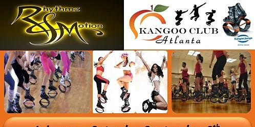 Kangoo Club Atlanta Class in Smyrna!