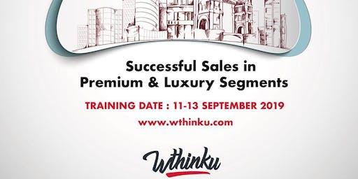 Successful Sales in Premium&Luxury Segments
