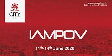 IAMPOV 2020 tickets