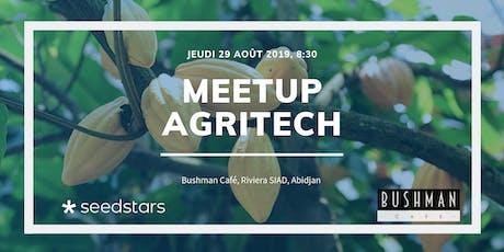 Meetup Agritech tickets