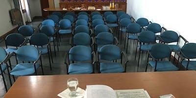 Acto de jura - Colegio de Kinesiólogos de la Provincia de Buenos Aires