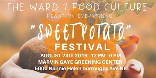 Sweet Potato/Back 2 School Festival