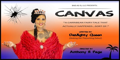 """Canvas"" A Caribbean Fairytale Stage Play"