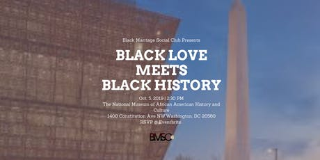 Black Love Meets Black History! tickets