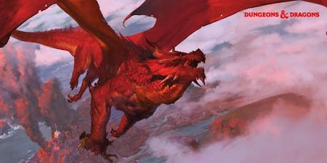 Dungeons & Dragons & Libraries tickets