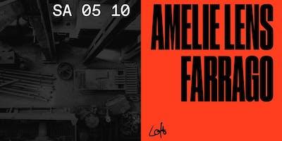 Amelie Lens im Loft