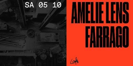 Amelie Lens im Loft Tickets