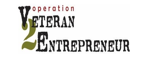 Veteran 2 Entrepreneur
