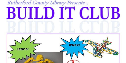 Main Library Build It Club