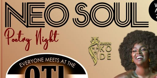 Neo Soul Poetry Night