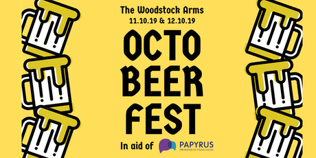 Oktobeerfest at The Woodstock Arms, Didsbury tickets