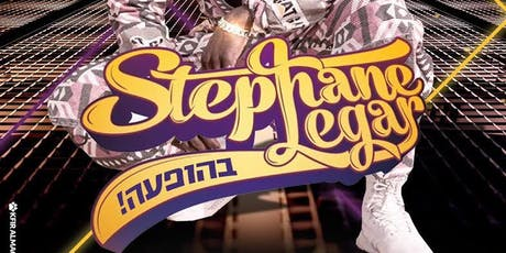 TLV in NYC with Performance by Stephane Legar tickets