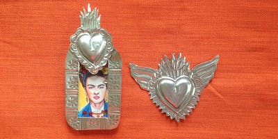 Make Your Own Mexican Tin Shrine