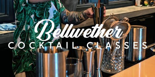 Bellwether Cocktail Class: Get Tiki Wit' It