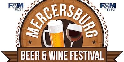 6th Annual Mercersburg Beer & Wine Festival