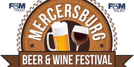 6th Annual Mercersburg Beer & Wine Festival tickets