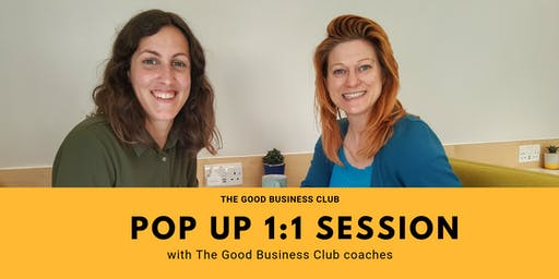 Business Coaching & Advice with The Good Business Club