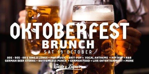 Oktoberfest Brunch