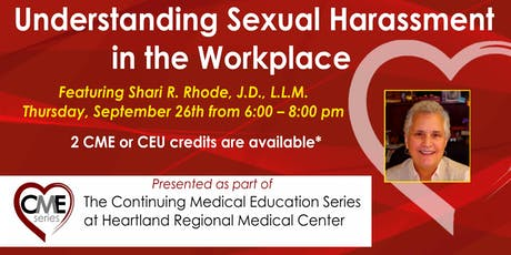Understanding Sexual Harassment in the Workplace tickets