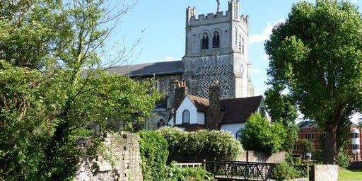 Historic Tour of Waltham Abbey, Chigwell and Chigwell Row (West Essex)