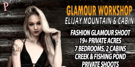 Glamour Mountain Cabin Workshop tickets