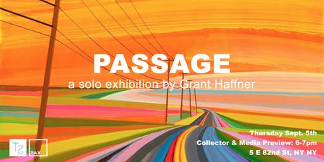 'Passage' Collector & Media Preview tickets