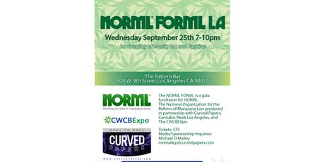 NORML FORML LA tickets