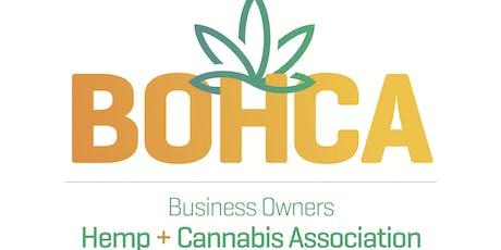 BOHCA Fall Kick Off Meeting tickets