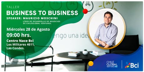 Taller de ventas: Business to Business entradas