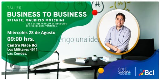 Taller de ventas: Business to Business
