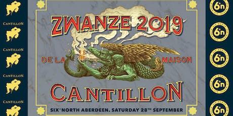 Zwanze Day 2019 at six°north Aberdeen tickets
