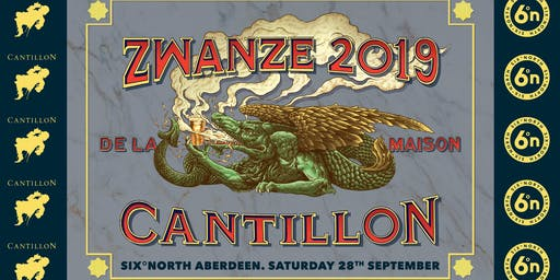 Zwanze Day 2019 at six°north Aberdeen