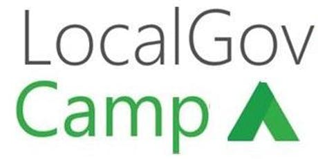 LocalGovCamp19 tickets