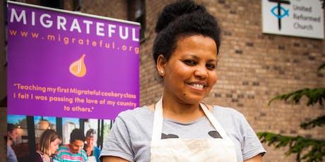 Eritrean cookery class with Helen (Vegan) tickets