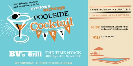 Rivertown Exchange Cocktail Pool Party tickets