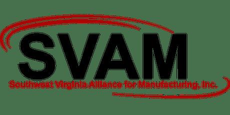 Southwest Virginia Manufacturers' Awards Banquet tickets