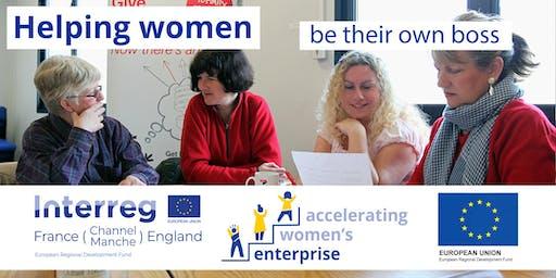Outset Accelerating Women's Enterprise - Starting a Business - Penzance