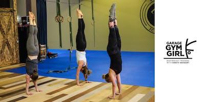 Master the Handstand Workshop