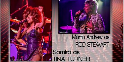 Rod Stewart & Tina Turner Tribute Show/ Imitation Sensations