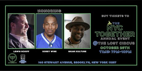 NYC Together 4th Annual Event tickets