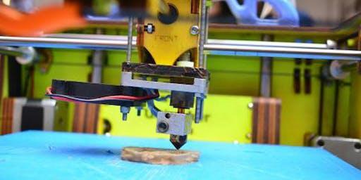 Meet Jordan French: Founder at BeeHex, Pioneering 3D Printed Food