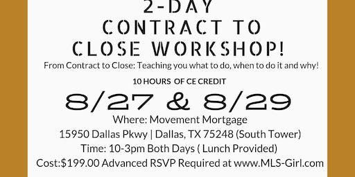 MLS-Girl 2-Day Workshop!