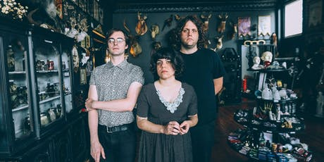 Screaming Females with Dusk at Ace of Cups tickets
