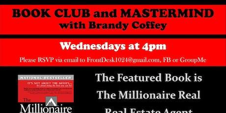 Book Club & Mastermind with Brandy Coffey tickets