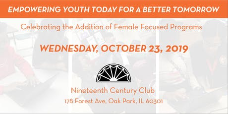 Empowering Youth For A Better Tomorrow tickets